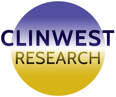 CLINWest Research Logo
